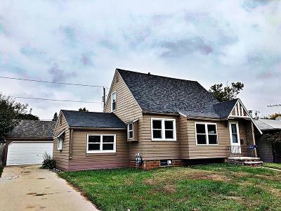 Fort Dodge IA Single Family Home For Sale: $64,900