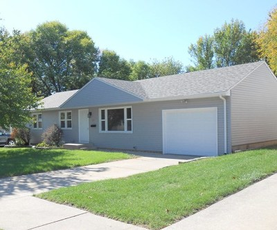 Fort Dodge IA Single Family Home For Sale: $150,000