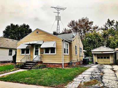 Fort Dodge IA Single Family Home For Sale: $47,900
