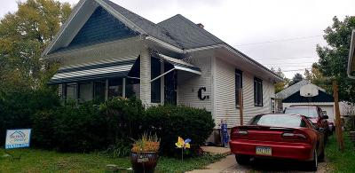 Fort Dodge IA Single Family Home For Sale: $55,000