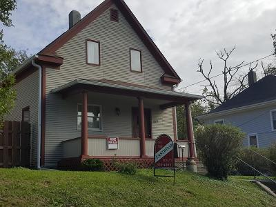 Fort Dodge IA Single Family Home For Sale: $59,500