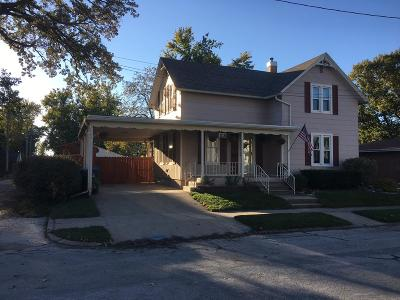 Webster County Single Family Home For Sale: 516 North 11th