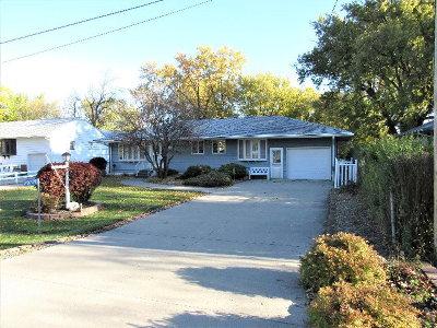 Fort Dodge Single Family Home Pending W/Contingencies: 20209 Sherri Lane