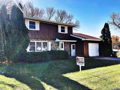 Fort Dodge Single Family Home Pending W/Contingencies: 2525 16th Ave North