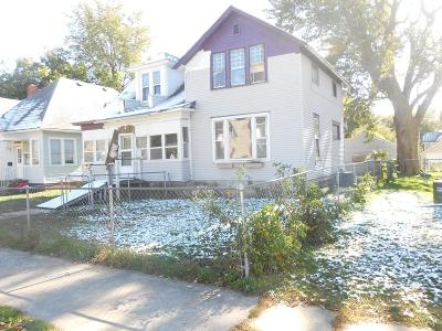 Webster County Single Family Home For Sale: 1317 4th Avenue South
