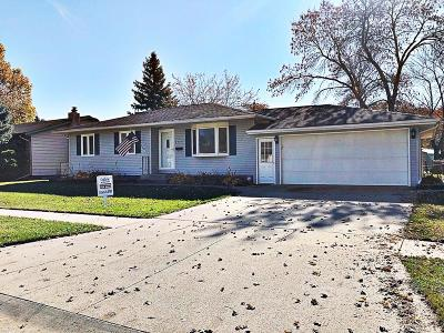 Fort Dodge Single Family Home Pending W/Contingencies: 2717 19th Avenue North