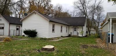 Webster County Single Family Home For Sale: 223 Avenue B