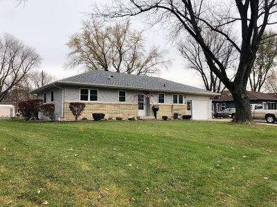 Fort Dodge Single Family Home For Sale: 1217 North 10th Street