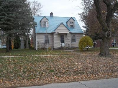 Calhoun County Single Family Home For Sale: 1258 Main Street