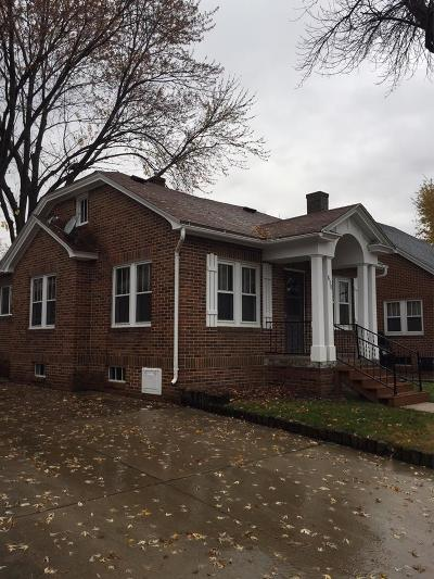 Fort Dodge Single Family Home Pending W/Contingencies: 830 North 21st Street
