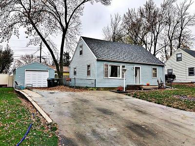 Fort Dodge Single Family Home For Sale: 239 Avenue N West