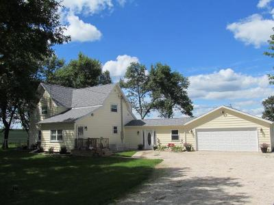 Clare Single Family Home For Sale: 1645 140th Street