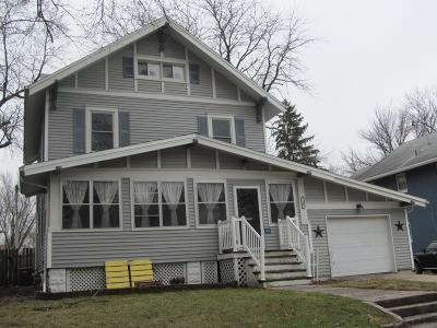 Webster County Single Family Home For Sale: 1233 7th Avenue North