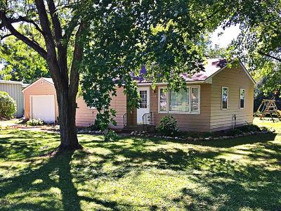 Webster County Single Family Home For Sale: 328 Railroad Street