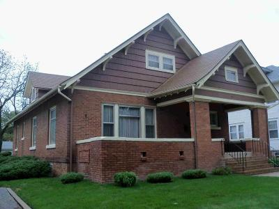 Fort Dodge IA Single Family Home Pending W/Contingencies: $89,900