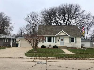 Fort Dodge Single Family Home Pending W/Contingencies: 1636 North 26th Street
