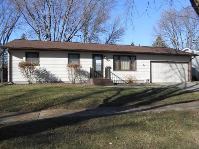 Webster County Single Family Home For Sale: 1030 Knollcrest Drive