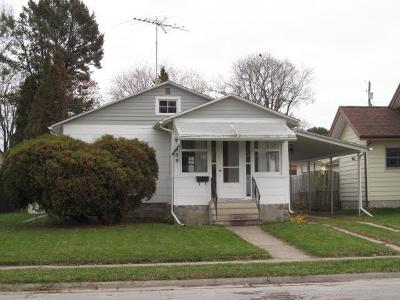 Webster County Single Family Home For Sale: 939 South 17th Street