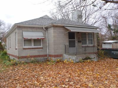 Webster County Single Family Home For Sale: 525 South 14th Street