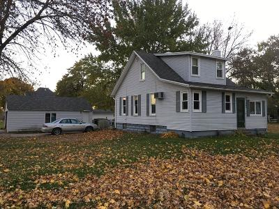 Dayton IA Single Family Home For Sale: $69,900