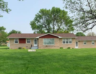 Fort Dodge IA Single Family Home For Sale: $162,500