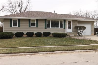Fort Dodge IA Single Family Home For Sale: $146,000