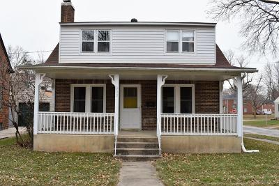 Fort Dodge Single Family Home For Sale: 803 N 21st St