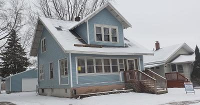 Webster County Single Family Home Pending W/Contingencies: 1857 8th Ave N
