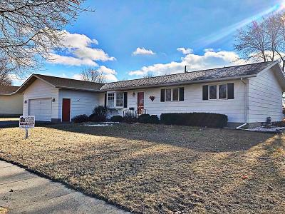 Fort Dodge Single Family Home For Sale: 3021 20th Avenue North