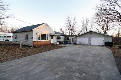 Fort Dodge Single Family Home Pending W/Contingencies: 907 1st Ave NW
