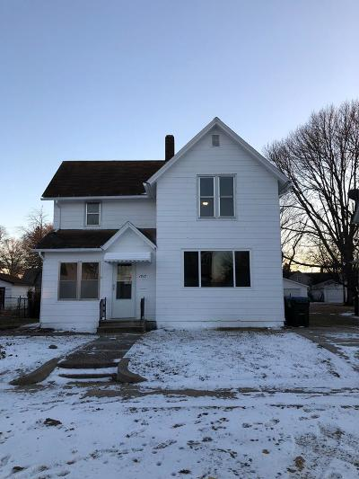 Fort Dodge Single Family Home For Sale: 1717 2nd Ave S