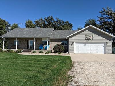 Webster City Single Family Home For Sale: 2520 Inkpaduta Ave