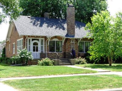 Webster County Single Family Home For Sale: 1419 8th Avenue North