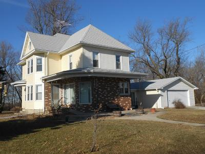 Webster County Single Family Home Pending W/Contingencies: 1157 240th St.