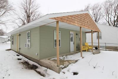 Fort Dodge IA Single Family Home Pending W/Contingencies: $54,900