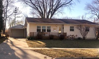 Fort Dodge IA Single Family Home For Sale: $154,900
