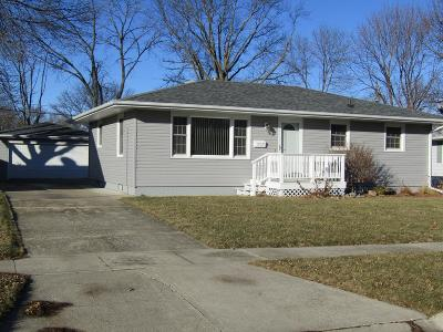 Fort Dodge IA Single Family Home For Sale: $148,500