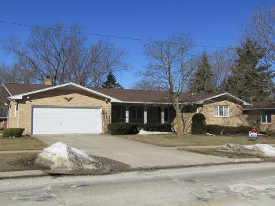 Fort Dodge IA Single Family Home For Sale: $198,500