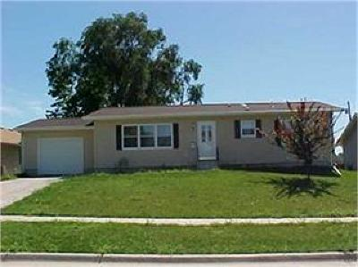Fort Dodge IA Single Family Home Pending W/Contingencies: $129,900