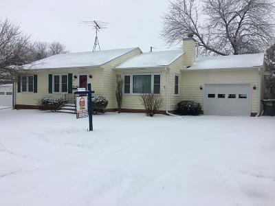 Fort Dodge IA Single Family Home For Sale: $123,900