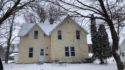 Dayton IA Single Family Home For Sale: $13,000