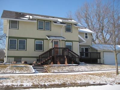 Fort Dodge IA Single Family Home For Sale: $127,000