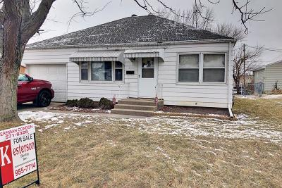 Fort Dodge IA Single Family Home For Sale: $65,000