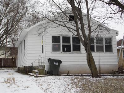 Fort Dodge IA Single Family Home For Sale: $21,500