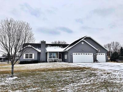 Fort Dodge IA Single Family Home For Sale: $339,900