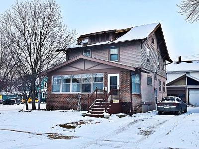 Fort Dodge Single Family Home For Sale: 1531 3rd Avenue North