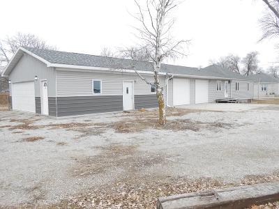 Coalville IA Single Family Home For Sale: $165,000