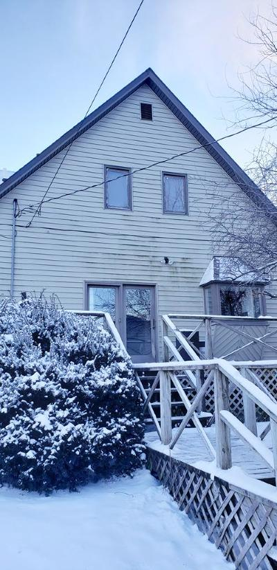 Fort Dodge IA Single Family Home For Sale: $93,500