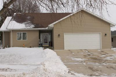 Fort Dodge Single Family Home Pending W/Contingencies: 323 So 7th St