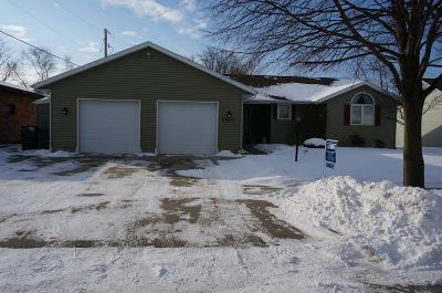 Fort Dodge IA Single Family Home For Sale: $239,900